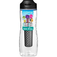 Sistema Tritan Infuser Drinks Bottle, 800ml