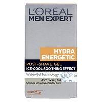 L'Oreal Men Expert Hydra Energetic Post-Shave Balm Gel 100ml
