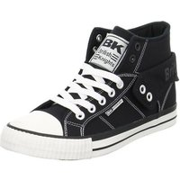 British Knights  Roco Canvas  men's Shoes (High-top Trainers) in Black