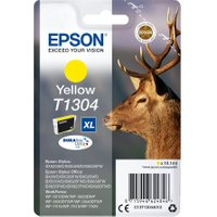 EPSON Stag T1304 Yellow Ink Cartridge, Yellow