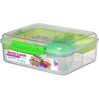 Sistema Bento Lunch Box, 1.65L, Assorted