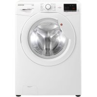 HOOVER DHL 1672D3 NFC 7 kg 1600 Spin Washing Machine - White, White