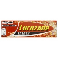 Lucozade Energy Original Glucose Tablets 49g