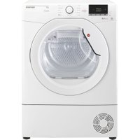 Hoover Tumble Dryer Dynamic Next DX C10DE Smart 10 kg Condenser  - White, White