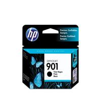HP 901 Black Ink Cartridge, Black