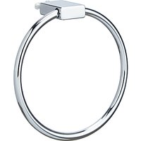 House by John Lewis Form Swing Towel Ring