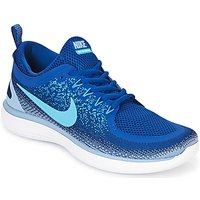 Nike  FREE RUN DISTANCE 2  men's Running Trainers in blue