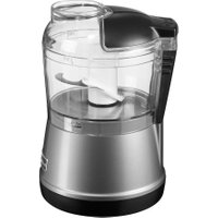 KITCHENAID 5KFC3515BCU Mini Chopper - Contour Silver, Silver