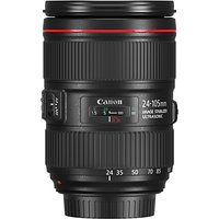 Canon EF 24-105mm f/4L IS II USM Standard Zoom Lens