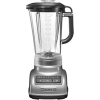 KITCHENAID 5KSB1585BCU Diamond Blender - Contour Silver, Silver