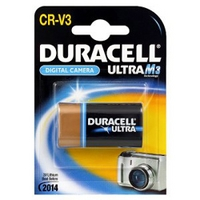 Duracell Ultra M3 CR-V3 for Digital Cameras