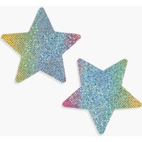 Star Nipple Covers - multi