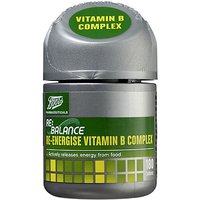 Boots Re:Balance Re:Energise Vitamin B Complex (180 Tablets)