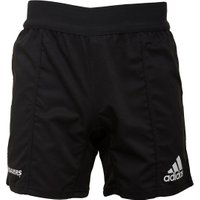 adidas Mens Crusaders 2017 Territory Shorts Black/Scarlet/White