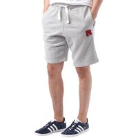 Front Up Rugby Mens Taylor Cargo Shorts Front Up Heather