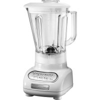 KITCHENAID Artisan 5KSB5553BWH Blender - White, White