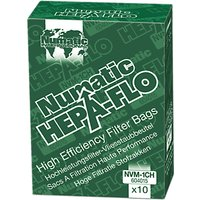 Numatic Henry HEPA Vacuum Cleaner Bags, Pack of 10