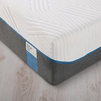 Tempur Cloud Luxe 30 Memory Foam Mattress, Soft, Single