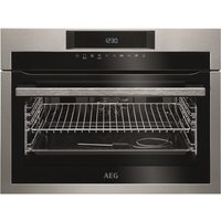 AEG KPE742220M Electric Oven - Stainless Steel, Stainless Steel