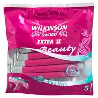 Wilkinson Sword Extra II Beauty 5 Razors