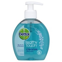 Dettol - Healthy Touch Hand Wash 250ml