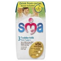 SMA Toddler Milk 3 1-3 Years 200ml