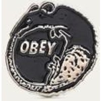 OBEY Rats Forever Pin, Black