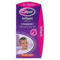 Calpol Infant Suspension 2+ months - 100ml