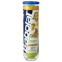 Babolat Gold Tennis Balls, Pack of 4