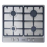 Stoves SGH600C Gas Hob, Stainless Steel