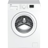 BEKO WTB820E1W 8 kg 1200 Spin Washing Machine - White, White