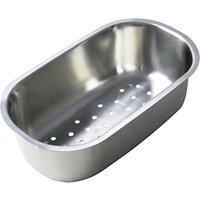 Clearwater Tango Colander, Stainless Steel