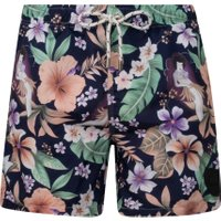 Colada Swimshorts-Navy -Medium