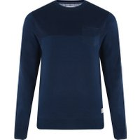 Ace Sweatshirt-Navy -Extra Large