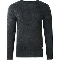 Vogar Sweater-Charcoal -Extra Large
