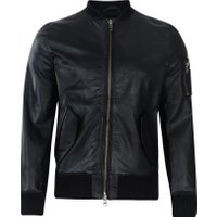 Rouey Jacket-Black-Extra Large