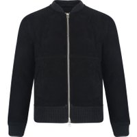 Tufton Jacket-Black-Extra Large