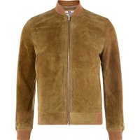 Tupelo Jacket-Tobacco-Small