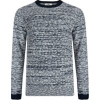 Hargrave Jumper-Navy -Medium