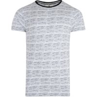 Hewitt T-Shirt-White -Extra Large