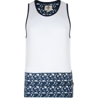 Overpool Vest-White -Small