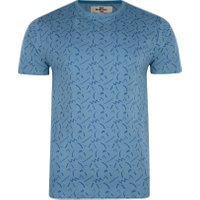 Cosmos T-Shirt-Light Blue-Extra Large