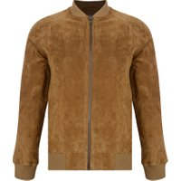 Reo Jacket-Tan -Large