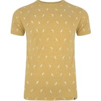Andean T-Shirt-Mustard-Extra Large