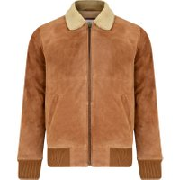 Santo Jacket-Tan-Medium