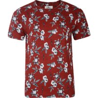 Geneva T-Shirt-Red-Medium