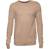 Onfire Mens Crew Neck Sweater Sand