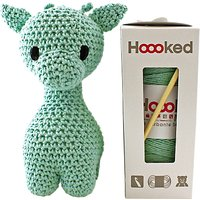 Hoooked Giraffe Crochet Kit, Spring