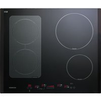 KENWOOD KH600B-IND Electric Induction Hob - Black, Black