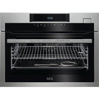 AEG KSE782220M Electric Oven - Stainless Steel, Stainless Steel